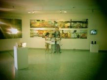 De visita a la expo