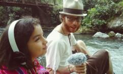 valen y el rio que fluye
