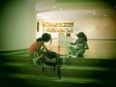 Visita a exposiciones_