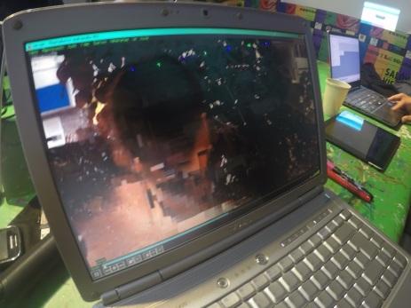 Video glitch_16